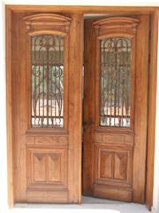 דלתות כניסה עתיקות